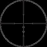 Оптический прицел Leupold VX-2 3-9X50MM MATTE LR DUPLEX