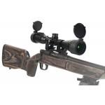 Оптический прицел LEAPERS True Hunter IE 3-9X40 AO 25,4 мм подсв. (36цв), сетка-нить, кольца weaver