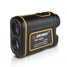 Лазерный дальномер 1000 м увеличение 7X SNDWAY